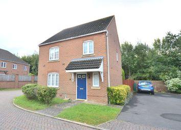 Thumbnail 3 bedroom detached house for sale in Causton Road, Beggarwood, Basingstoke