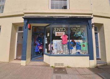 Thumbnail Commercial property for sale in St Julian Street, Tenby, Pembrokeshire