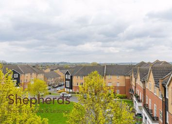 Thumbnail 3 bed flat for sale in Plomer Avenue, Hoddesdon, Hertfordshire