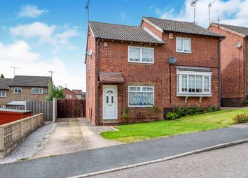 Thumbnail 2 bed semi-detached house for sale in Pentland Gardens, Waterthorpe, Sheffield