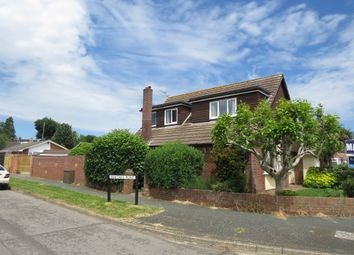 Thumbnail 3 bed detached house for sale in Sandyfield Crescent, Cowplain, Waterlooville