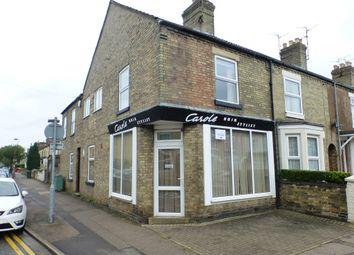 Thumbnail Retail premises for sale in Percival Street, Peterborough