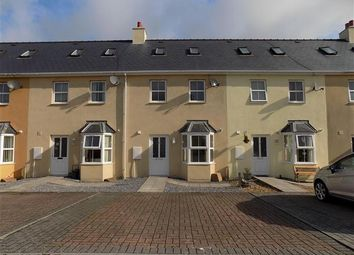 Thumbnail 3 bed terraced house to rent in Victoria Court, Neyland, Milford Haven