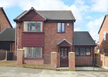 Thumbnail 3 bed detached house for sale in Greenside Lane, Droylsden, Manchester