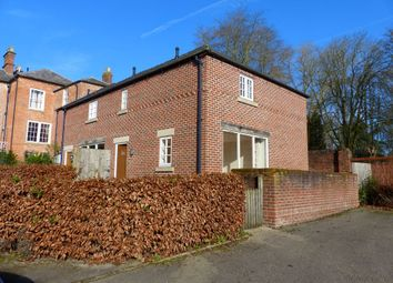 Thumbnail 2 bed town house for sale in Park Road, Ashbourne