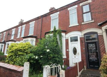 Thumbnail 3 bed terraced house for sale in Meadows Road, Sale