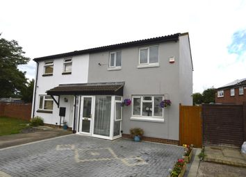 Thumbnail 3 bed semi-detached house for sale in Gristmill Close, Cheltenham