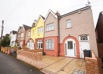 Thumbnail 4 bed end terrace house for sale in Danesbury Road, Feltham, Middlesex