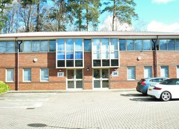 Thumbnail Office to let in Ground Floor 27 Wellington Business Park, Crowthorne