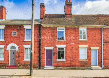Thumbnail 2 bed cottage for sale in Ford Street, Aldham, Colchester