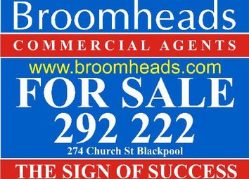 Thumbnail Pub/bar for sale in Town Centre, Blackpool