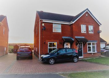 Thumbnail 2 bed semi-detached house for sale in Cherry Tree Drive, Duckmanton, Chesterfield
