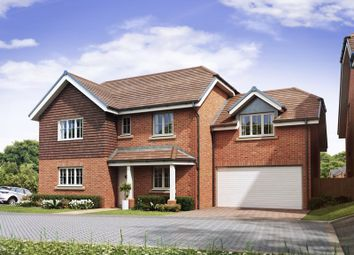 Thumbnail 5 bed detached house for sale in Forge Close, Bursledon, Southampton