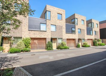 Thumbnail 4 bed town house for sale in Chaplen Street, Trumpington, Cambridge