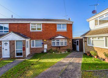 2 bed semi-detached house for sale in Mierscourt Road, Rainham, Gillingham ME8