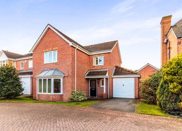 Thumbnail 4 bed detached house for sale in Davy Drive, Sunnyside, Rotherham