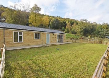 Thumbnail 2 bed bungalow for sale in Heptonstall, Hebden Bridge