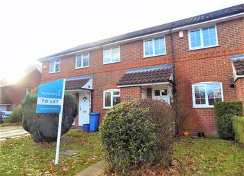 Thumbnail 3 bed terraced house to rent in Herbs End, Farnborough, Hampshire