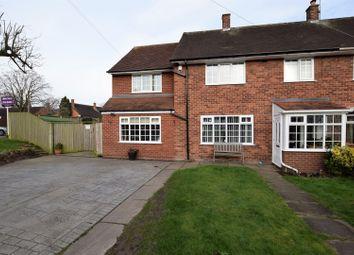 Thumbnail 4 bed semi-detached house for sale in Calder Road, Bebington