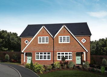"Thumbnail 3 bed semi-detached house for sale in ""Letchworth"" at Dunkirk Lane, Dunkirk, Chester"
