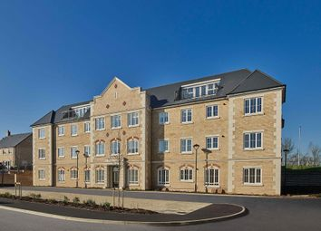 "Thumbnail 2 bed flat for sale in ""Harlington House"" at Beatrice Place, Fairfield, Hitchin"