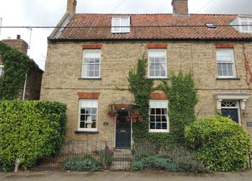 Thumbnail 3 bed semi-detached house for sale in Church Road, Wimbotsham, King's Lynn