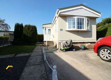 Thumbnail 2 bed mobile/park home for sale in Palm Grove Court, Thorne