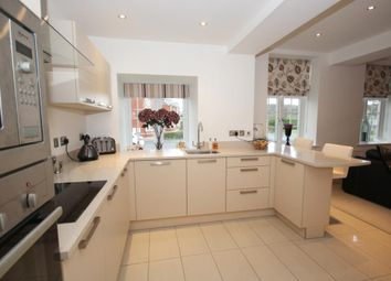 Thumbnail 2 bed flat for sale in Derwent House, Colne, Lancashire