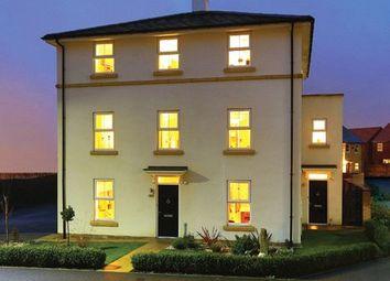 Thumbnail 4 bed semi-detached house for sale in The Barcelona @ Panache, Sherburn In Elmet, Leeds