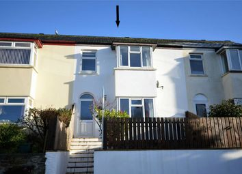 Thumbnail 3 bed terraced house for sale in Truro Vean Terrace, Truro, Cornwall