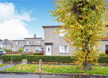 Thumbnail 3 bedroom flat for sale in White Avenue, Dumbarton