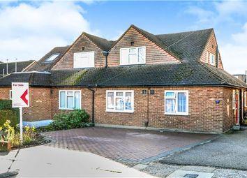 Thumbnail 3 bed semi-detached bungalow for sale in St. Leonards Rise, Orpington, Kent