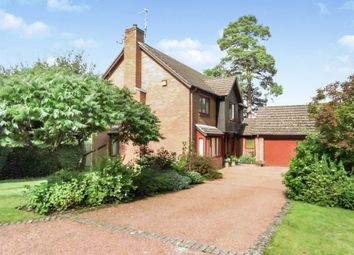 Broadwood Park, Colwall, Malvern WR13. 4 bed detached house for sale