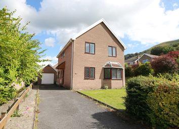 Thumbnail 4 bed detached house for sale in Derwen Deg Close, Govilon, Abergavenny