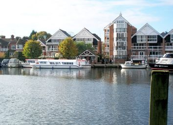 Thumbnail 2 bedroom flat for sale in Boathouse Reach, Meadow Road, Henley-On-Thames