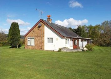 Thumbnail 3 bed detached bungalow for sale in Halton, Chirk, Wrexham