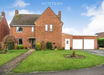 Thumbnail 4 bed detached house for sale in Canberra Crescent, Hemswell, Gainsborough