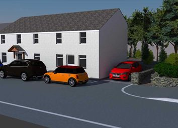 Thumbnail 3 bedroom semi-detached house for sale in Malltraeth, Bodorgan
