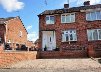 Thumbnail 4 bedroom semi-detached house for sale in Ash Crescent, Kingswinford