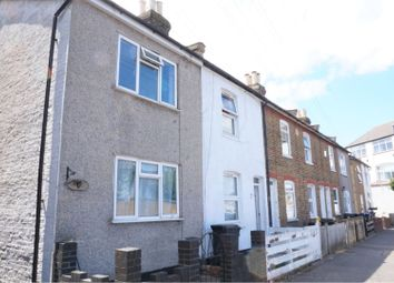 Thumbnail 2 bedroom end terrace house to rent in Willis Road, Croydon