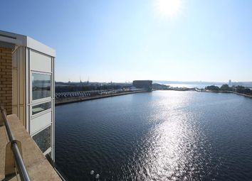 Thumbnail 3 bedroom flat for sale in Adventurers Quay, Cardiff