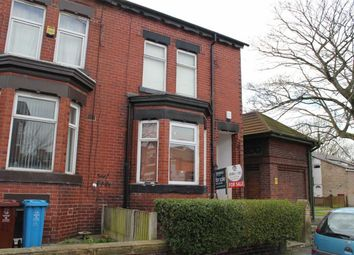 Thumbnail 3 bedroom end terrace house for sale in Upper Kent Road, Victoria Park, Greater Manchester