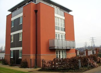 Thumbnail 2 bedroom flat to rent in Watkin Road, Freemans Meadow, Leicester