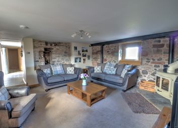 Thumbnail 3 bed cottage for sale in Logie Pert, Montrose