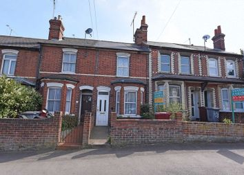 Thumbnail 2 bed terraced house for sale in Grovelands Road, Reading