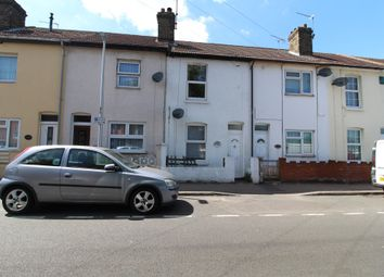Thumbnail 3 bedroom terraced house to rent in Skinner Street, Gillingham, Kent