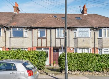 Thumbnail 3 bed flat for sale in Wide Way, Mitcham