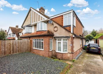 Thumbnail 5 bed semi-detached house for sale in Faraday Avenue, Sidcup