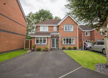 Thumbnail 4 bed property for sale in Cholmley Drive, Newton-Le-Willows