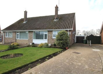 Thumbnail 2 bed bungalow for sale in Wayside Road, Bridlington